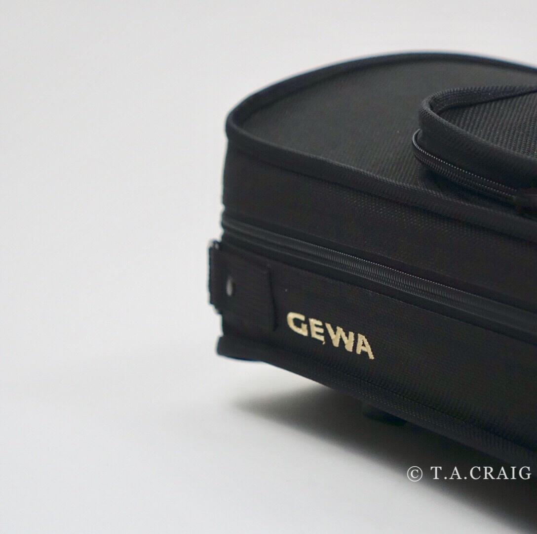 8198508794 GEWA OXFORD VIOLIN CASE